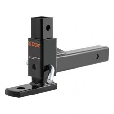 CURT Class III Adjustable Ball Mount-0