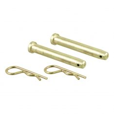 CURT Channel Style Adjustable Mount Hitch Pin Kit-0