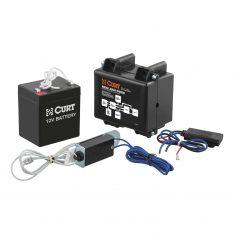 CURT Soft-Trac I Lockable Breakaway System-0