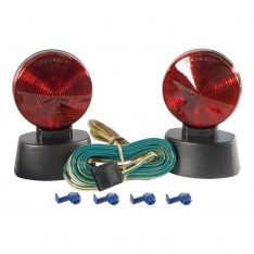CURT Magnetic Base Towing Light Kit-0
