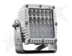 Rigid Industries Marine Q2 LED Light - White - Driving/Diffused Spreader - Single-0