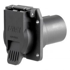 CURT 7-Way OEM Socket-0