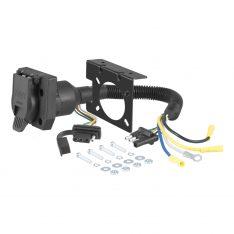 CURT Duplex Electrical Adapters-0