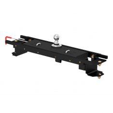 CURT Double-Lock Gooseneck Hitch/Install Kit-0