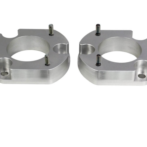 ReadyLIFT 1.5 in. Front Leveling Kit Billet Aluminum Strut Extensions Allows Up To A 33 in. Tire -0