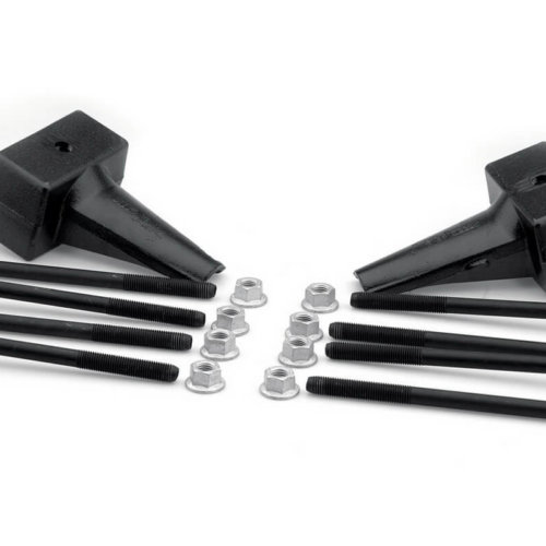 ReadyLIFT 4.0 in. Block Kit 4 in. Tall OEM Style Works w/Camper Package -0