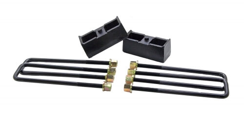 ReadyLIFT 2.25 in. Block Kit 07 And Up Vehicles 1in. Of Lift 99-06 Vehicles 2.25 in. Of Lift -0
