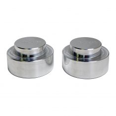 ReadyLIFT Coil Spring Spacer 1.5 in. Lift Billet Aluminum Construction Pair -0
