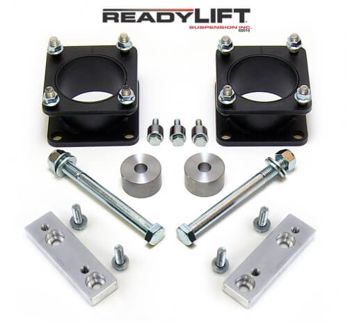 ReadyLIFT 3.0 in. Front Leveling Kit TRD/Rock Warrior Sway Bar Drop Brackets -0
