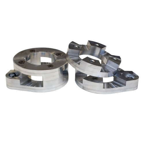 ReadyLIFT 1- 2 in. Front Leveling Kit Coil Spacers Allows Up To A 33 in. Tire -0