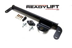ReadyLIFT Steering Box Stabilizer Bar Recommended For Use w/35 in. Tires -0