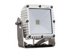 2X10 115° DC SCENE LIGHT BLK LED Color:White-0