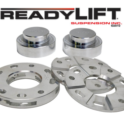ReadyLIFT SST Lift Kit 1.5 in. Front/1 in. Rear Lift udes Front Strut Extensions Rear Coil Spacers -0