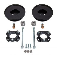 ReadyLIFT SST Lift Kit 2.5 in. Front/1.5 in. Rear Lift udes Strut Extensions Differential Drop Kit Skid Plate Spacers Rear Spring Spacers -0