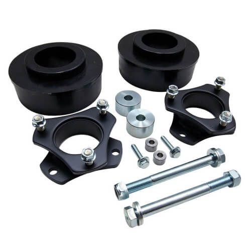 ReadyLIFT SST Lift Kit 3 in. Front/2 in. Rear Lift udes Strut Extensions Front Differential Drop Brackets Front Skid Plate Spacers Rear Spring Spacers -0
