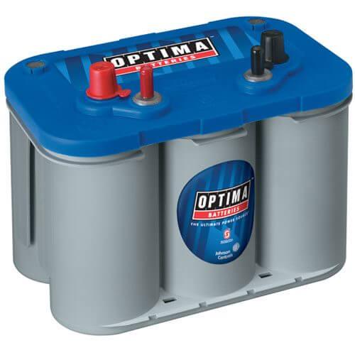 BlueTop(R); Deep Cycle Marine Battery-0