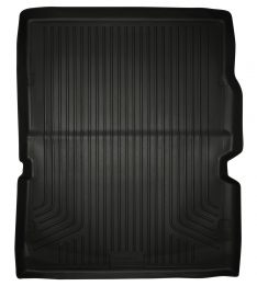 Husky Liners 20421 WeatherBeater Rear Cargo Liners - (1 Each)-0