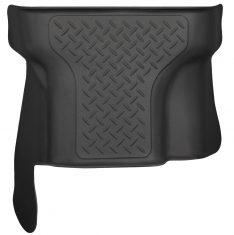 Husky Liners 83361 Weatherbeater Series Black Center Hump Floor Liner-0