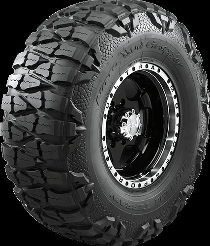Nitto Tires Mud Grappler 40x15.50R22LT D 127Q-0