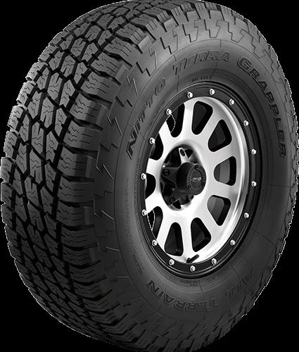 Nitto Tires Terra Grappler LT315/50R24 E 123R-0