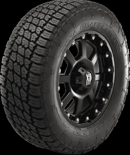 Nitto Tires Terra Grappler G2 37x12.50R18LT E 128R-0