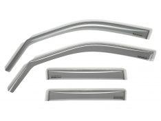 WeatherTech Side Window Deflectors 78342-0