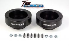 ReadyLIFT T6 Billet Front Leveling Kit 2 in. Front Lift Black Allows Up To A 35in. Tire -0