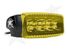 SR-Q Light Cover- Amber -0