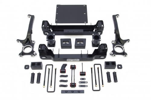 "ReadyLIFT 44-5675 2007-2016 Toyota Tundra 6"" Lift Kit W/O Shocks-0"