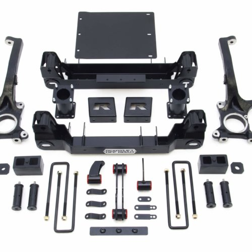 "ReadyLIFT 44-5877 2007-2016 Toyota Tundra 8"" Lift Kit W/O Shocks-0"