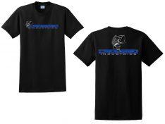 T-Shirt Black (Small)-0
