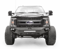 FAB FOURS FS17-V4151-1 VENGEANCE FRONT BUMPER NO GUARD FORD F250/F350 2017-2018-0