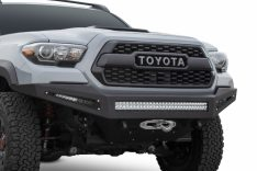 2016 - UP TOYOTA TACOMA HONEYBADGER WINCH FRONT BUMPER-0