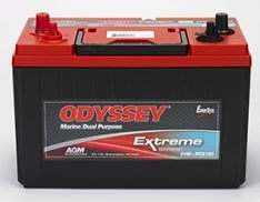 Odyssey Battery 31M-PC2150 -0