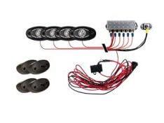 Rigid Rock Light Kit - 4 Lights
