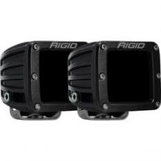 Rigid Industries 20229 Dually Spot IR set of 2-0