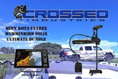 Minn Kota Ultrex and Humminbird SOLIX Ultimate Combo-0