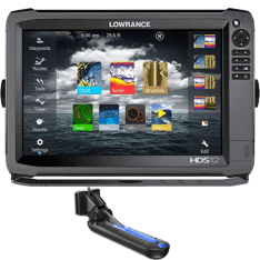 Lowrance HDS-12 Gen3 Insight w/M/H/TotalScan-0