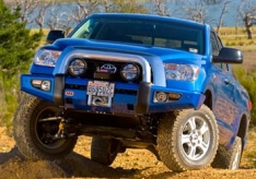 Grilles, Grille Guards and Bull Bars - Crossed Industries