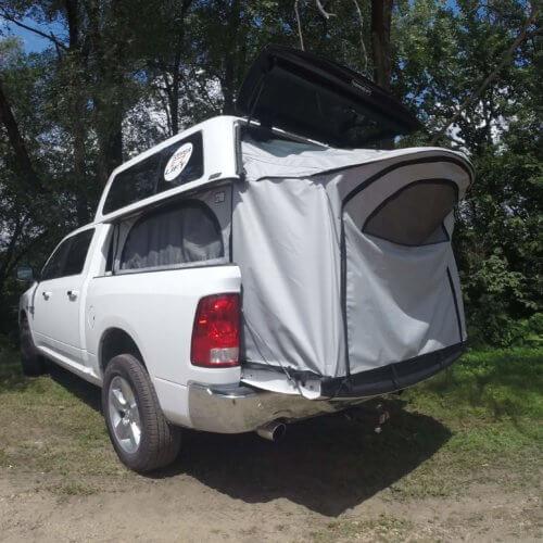 TopperLift Kit with Weekender Camper Package - Weekender