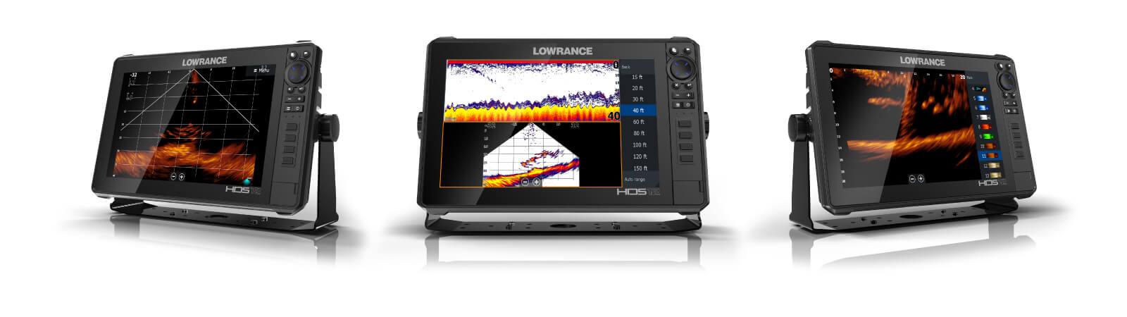 Lowrance LiveSight Transducer - livesight family hds