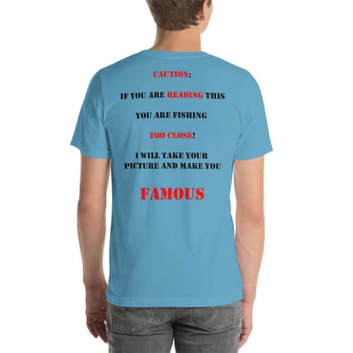 Crossed Caution shirt