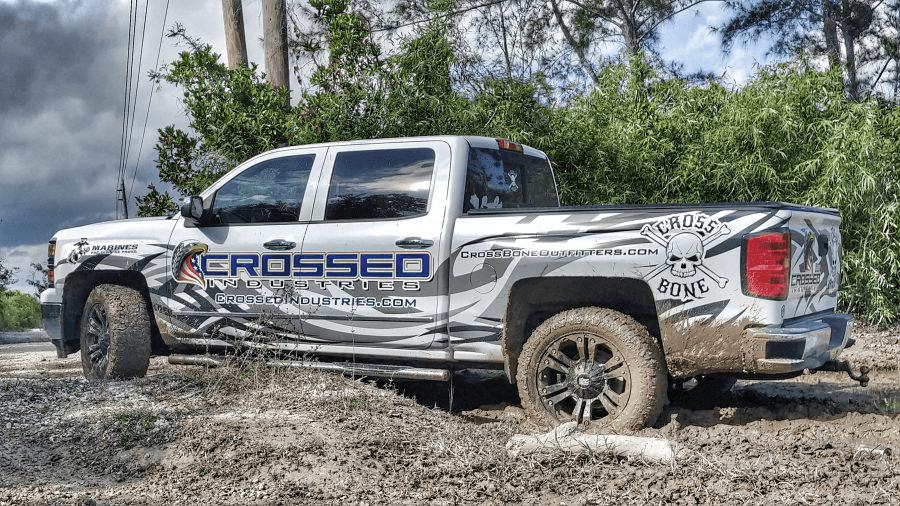 Chaz Truck Exterior