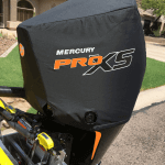 Cover Orange Merc 4 Stroke