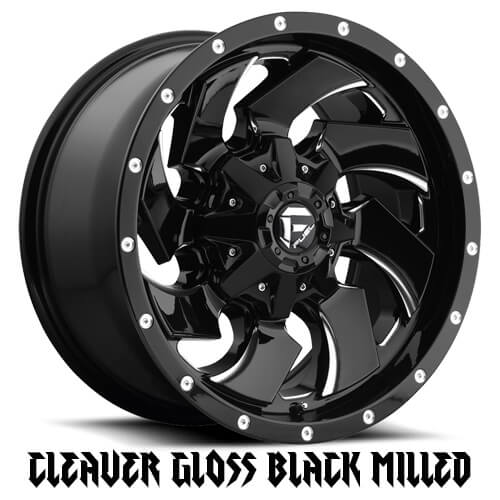 Cleaver_18x9_-12mm_Gloss-BLK-&-Milled_A1_500