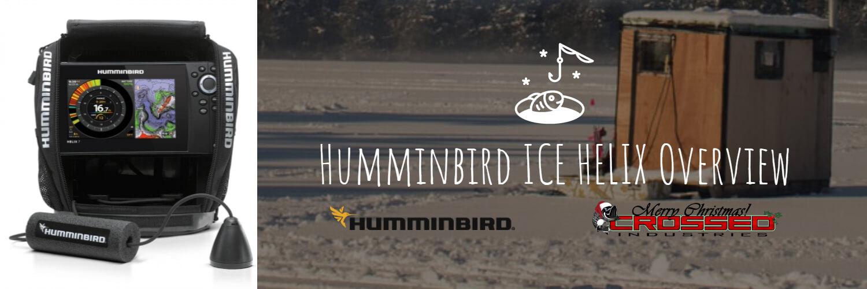 Humminbird ICE Helix Overview - Ice Helix Banner