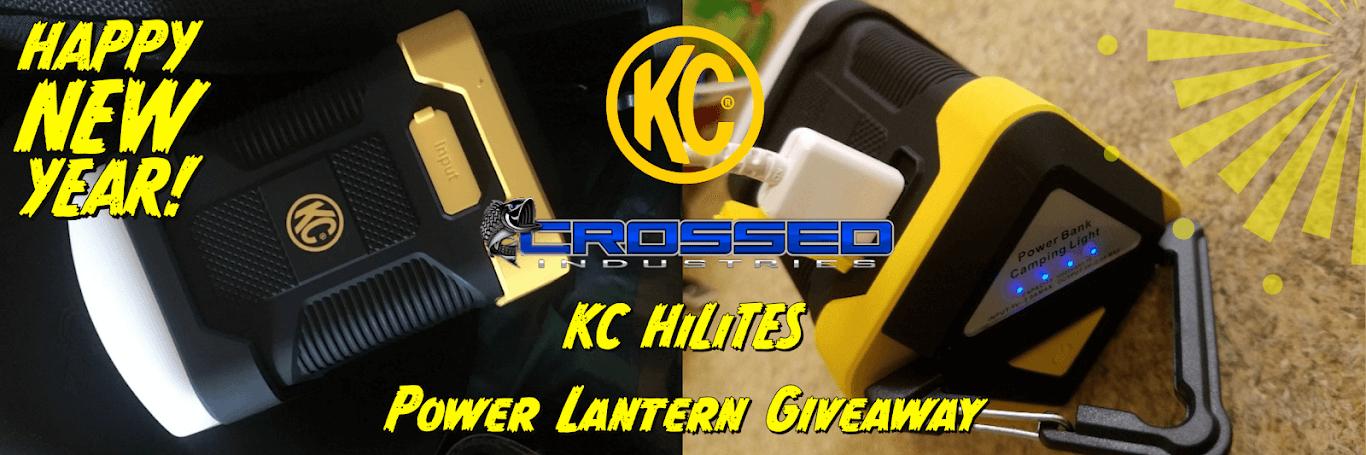 KC HiLiTES Power Lantern Giveaway - Post Cover