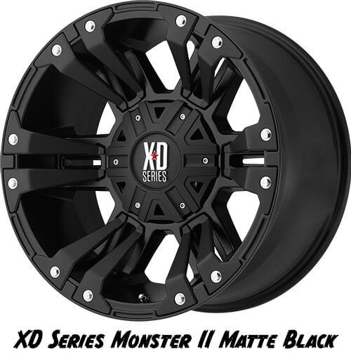 hXDMonster2 matte black