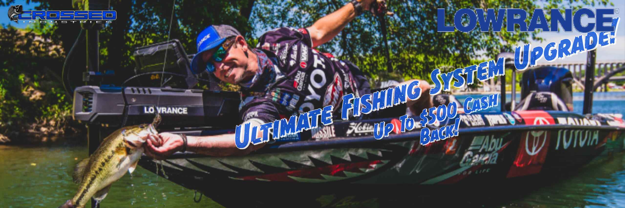 Lowrance Ultimate Fishing System Upgrade - Lowrance UFS