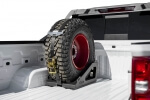 Pickup-truck-universal-tire-carrier